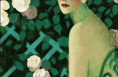 Femmes à chapeau par les grands peintres (326)