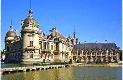Le Château de Chantilly - Oise
