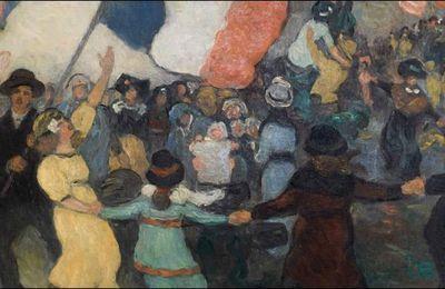 11 Novembre - Armistice en peinture - Angèle Delasalle (1867-1941)