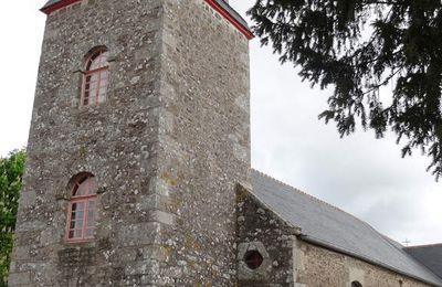 L'orgue de Saint Méloir des Bois – Côtes d'Armor -