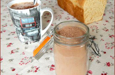 Chocolat en poudre pour le petit déjeuner  (comme le Poulain Grand arôme)
