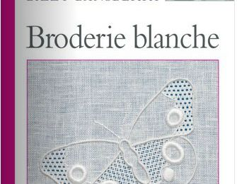 Libros de Bordado blanco y Stumpwork