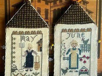 Amish Girls series de Nikyscreations