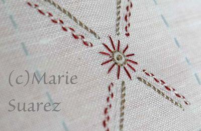 Brodez Avec Moi de Marie Suarez/ Etapa 3ª