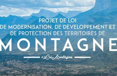 """Intervention générale sur le projet de loi """"Montagne"""""""