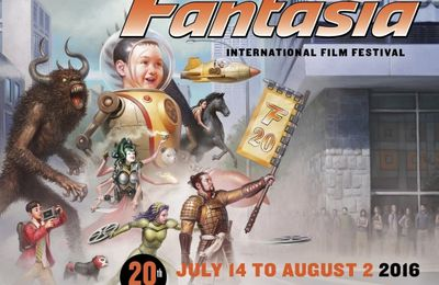 20th International Film Festival FANTASIA 2016 (Montreal)