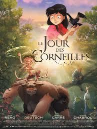 Critique de l'animation LE JOUR DES CORNEILLES de Jean-Christophe Dessaint (France/Belgique/Luxembourg/Canada)