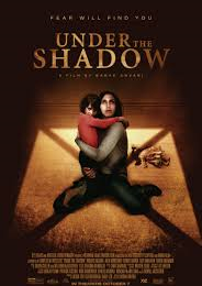 L'ETRANGE FESTIVAL 2016 - critique de UNDER THE SHADOW de Babak Anvari (Iran / Royaume Uni / Jordanie)