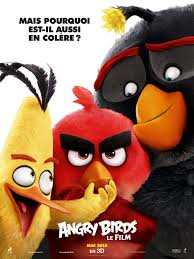Critique de l'animation ANGRY BIRDS de Clay Kaytis & Fergal Reilly (Etats-Unis / Finlande)