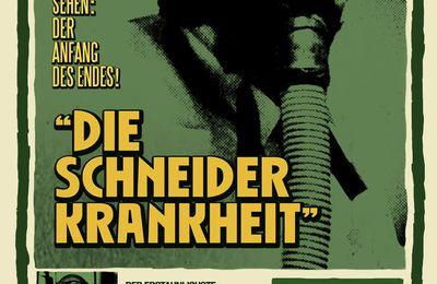Critique et lien vidéo du court-métrage DIE SCHNEIDER KRANKHEIT de Javier Chillon (Espagne)