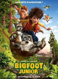Critique de l'animation BIGFOOT JUNIOR de Ben Stassen et Jérémie Degruson (Belgique/France)