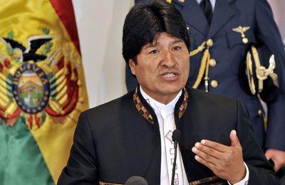 Bolivie: Morales soutient que les États-Unis ont financé l'opposition