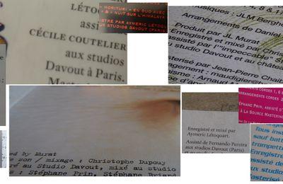 """""""les jours du jaguar"""" sont comptés au studio DAVOUT..."""