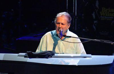 Brian Wilson, concert à Fourvière (Lyon)  17 juillet 2017