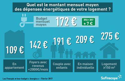 Image du jour : chères dépenses énergétiques des français