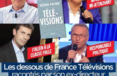 Les dessous de France Télévisions racontés par son ex-directeur des programmes ! #France2