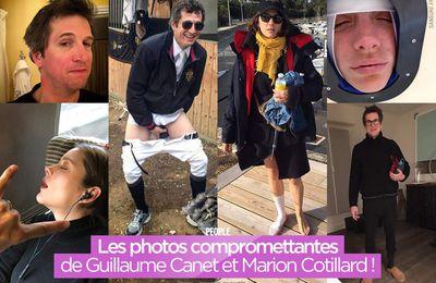 Les photos compromettantes de Guillaume Canet et Marion Cotillard ! #rocknrollchallenge