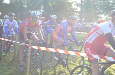 Cyclo-Cross de Wissous: 6 nov. 2016, série Départementale.
