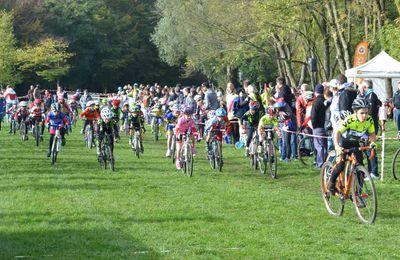 Clamart (92); Cyclo-cross Prélicenciés; 1er nov. 2017