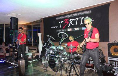 """concert du groupe T3RTIO à """" villa d'Este """" à Sisteron"""
