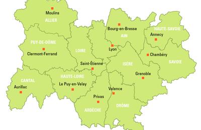 """Les têtes de liste Savoie du """"Rassemblement 2015"""""""