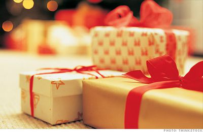 Gift giving is meant to be fun, don't frustrate over it
