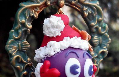 Petit plop décorations de Noël pour mon sapin