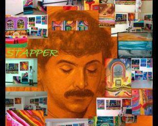 L'oeuvre poétique et artistique de Jesús María Stapper