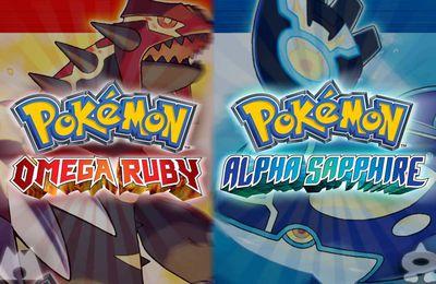 #Concours | Tentez de gagner la clé de la démo de Pokémon Rubis Oméga et Saphir Alpha ( ORAS ) !