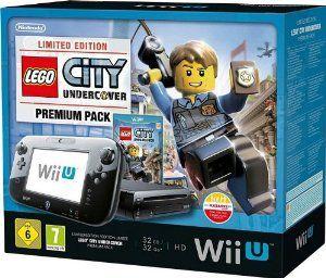 #BonPlan | Le pack Wii U Lego City Undercover à 199 € au lieu de 299 € !