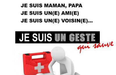 Formation gratuite avec les pompiers de Paris ? Inscrivez-vous maintenant  ! (gestes qui sauvent)