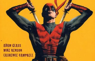 [REVIEW] Deadpool Pulp