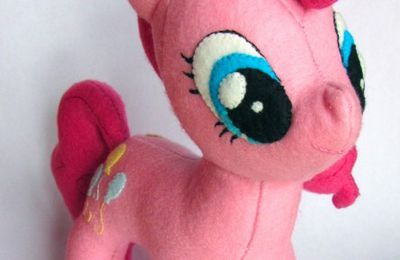 Pinkie pie, my little pony