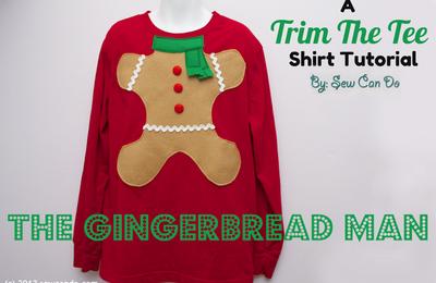 Un tee-shirt spécial Noël