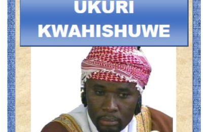 Abifuza kugura igitabo cya kabiri cya Hassan Ngeze bagisanga kuri Rwandatheque.com