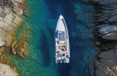 Yamaha et Capelli présentent en exclusivité le nouveau TEMPEST 38 au Yachting Festival de Cannes DU 12 AU 17 SEPTEMBRE 2017