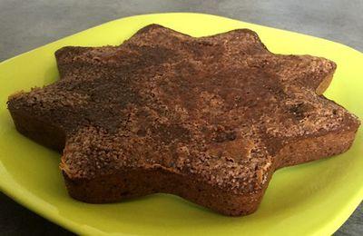 Gâteau quinoa et cacao