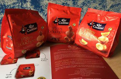 Partenariat Ker Cadélac : les petites bouchées