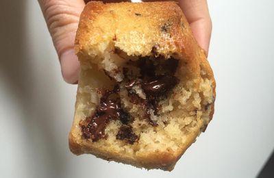 Gâteau moelleux aux pommes amandes et chocolat