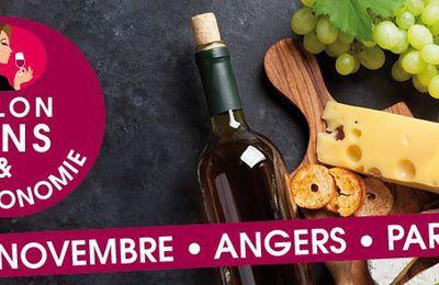 Salon des Vins et de la Gastronomie d'Angers