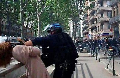 Lutte des classes et violences policières