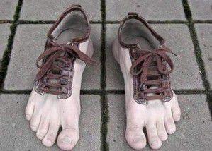 Le jour où j'ai perdu mes chaussures