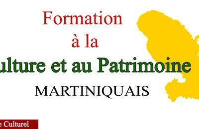 🌞 Formation à la culture et au patrimoine Afro-Antillais de la Martinique