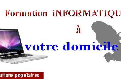 Informatique : formations et services informatiques en Martinique