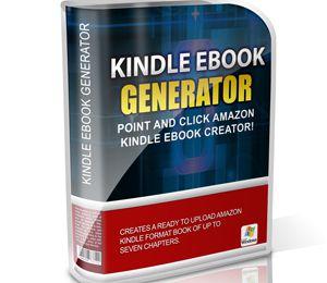 Logiciel : générateur de ebook au format epub kindle