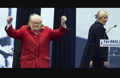 Le Pen, le roi est mort ! Régicide ...
