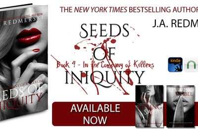 RELEASE DAY!!!! In The Company of Killers.... I adore this series! Who is ready for SEEDS OF INIQUITY?