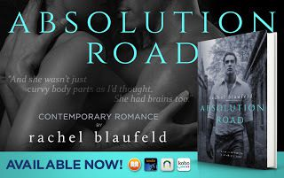 ABSOLULUTION ROAD by Rachel Blaufeld~ MY REVIEW!