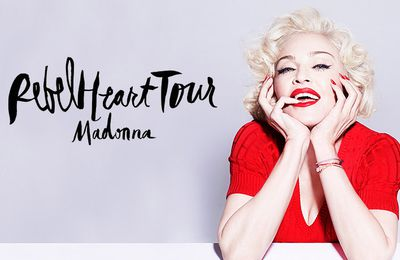 Madonna, le Rebel Heart Tour à Paris-Bercy