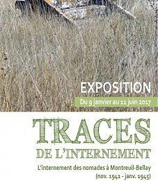 Traces de l'internement